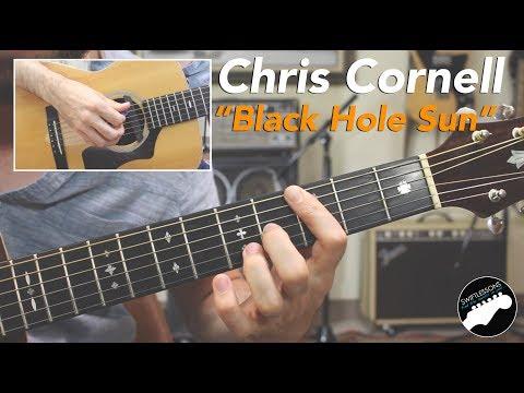 Soundgarden - Black Hole Sun - Chord Melody - Black Hole Sun Chords