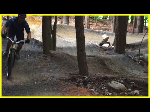 Not Your Typical Pump Track - Mountain biking with Phil Kmetz
