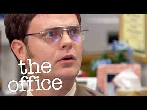 Jim Threatens Dwight With A Full Disadulation  - The Office US