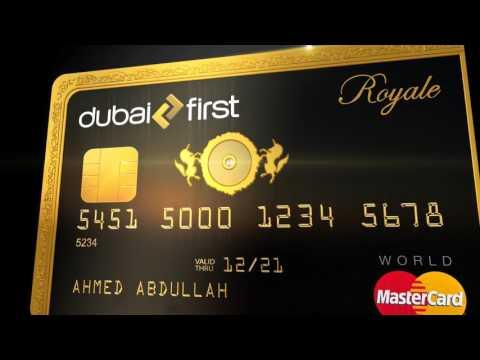 Dubai First Royale Card