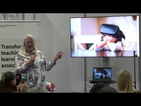 IATEFL 2018: Experiential learning: VR and ELT