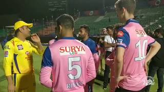 MS Dhoni Funny Moment on Ground 😂😂😂 | #CSK