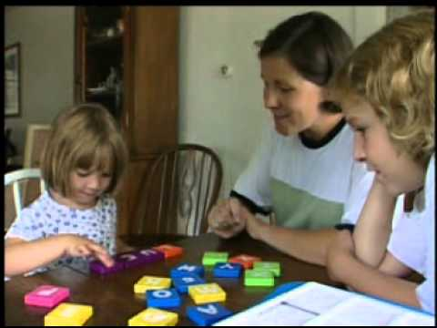 Helping Parents Develop Language and Literacy at Home - Parents as Teaching Partners DVD