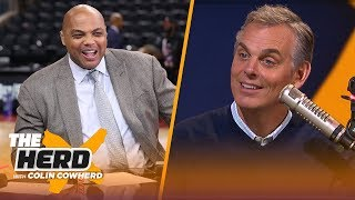 Charles Barkley: Kawhi should stay with Raptors, talks Game 5 & KD's free agency | NBA | THE HERD