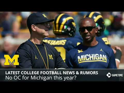 College Football News & Rumors: Michigan's Jim Harbaugh Without OC, Oklahoma QB Kyler Murray Update