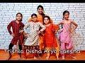 Gud Naal Ishq Mitha Kids Choreography Urvi Bhargava HFATDT Trishla Disha Arya Saesha mp3