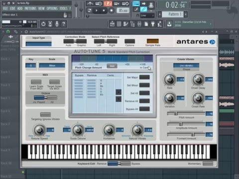 Tutorial 2016 - Autotune y Melodyne Efectos de voz Reggaeton en FL Studio 12