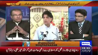 Mujeeb Ur Rehman Telling That What Is Asghar Khan Case
