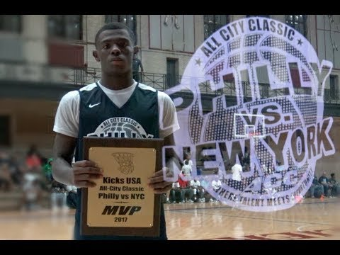 Philly vs New York   Class of 2019   2017