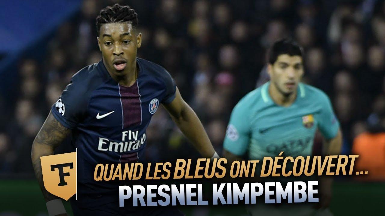 Champion du monde 2018 : Quand on a découvert Presnel Kimpembe (Octobre 2016)