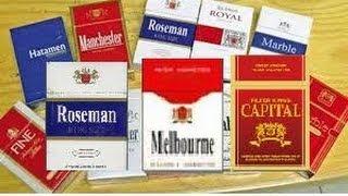 #x202b;عاجل اخطر 14 نوع من السجائر المستوردة (الصينى) فى السوق المصرى#x202c;lrm;