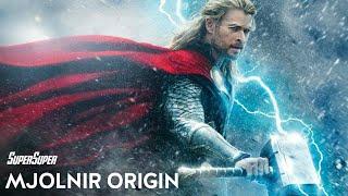 Thor's Hammer Mjölnir New Origin | SuperSuper