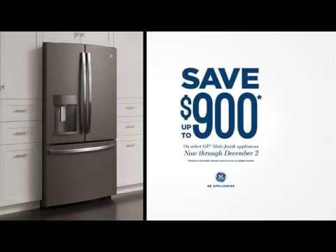 Save up to $900 on select GE® Slate Appliances | GE Appliances | GE Cafe Appliances | GE Profile
