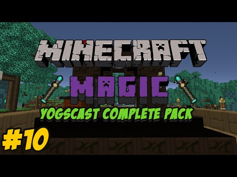 Minecraft - Magic #10 - Tinkers Construct 'Smeltery' - Yogscast Complete Pack