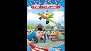 Opening to Jay Jay the Jet Plane: Friends Take Flight 2002 VHS