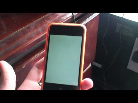 iPod Touch 4g White Screen of Death