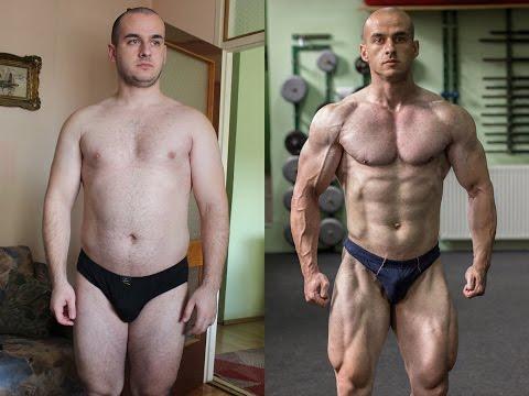 EXTREME BODY TRANSFORMATION