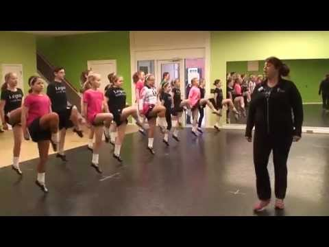 Savannah How: Learn an Irish jig