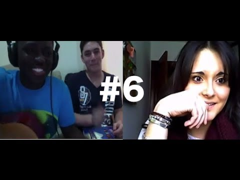 Awkward moments, Love N**ger, How2getgirls | Chatroulette Funniest moments 6