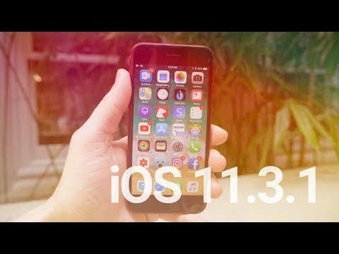 iOS 11.3.1 Update: What's New?