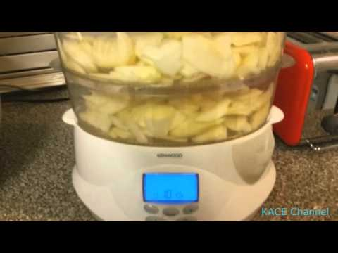 How to make pear puree baby food