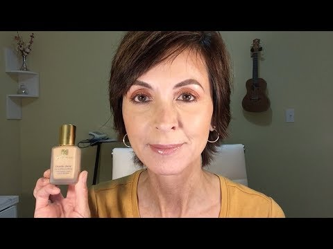 MY MATURE SKIN GRWM: ESTEE LAUDER DOUBLE WEAR STAY- IN -PLACE MAKEUP