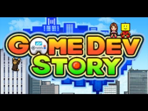 GAME DEV STORY ★ [01] Swagger Games ist wieder da! - Let's Play Game Dev Story