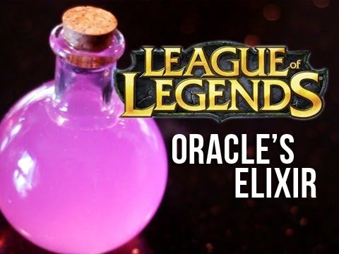 Oracle's Elixir - League of Legends
