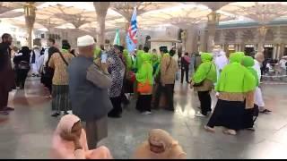 Masjid Al Nabawi Madina Sharif 2016