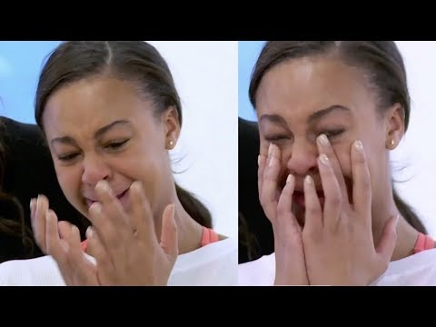 Nia Sioux CRIES about RACIAL DISCRIMINATION on Dance Moms