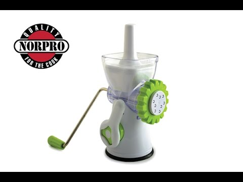 Meat Grinder / Mincer / Pasta Maker - Norpro 151