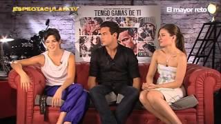 Mario Casas, Clara Lago Y María Valverde Nos Hablan De Tengo Ganas De Ti