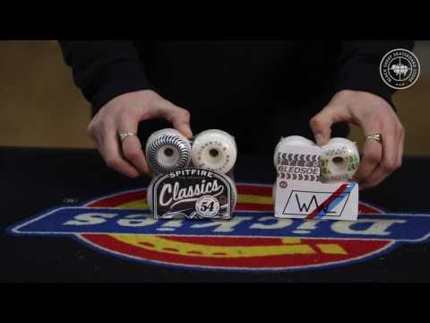 Guide to Skateboard Wheels - Black Sheep Skate Store