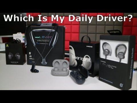 The Bluetooth Headset I Use Daily