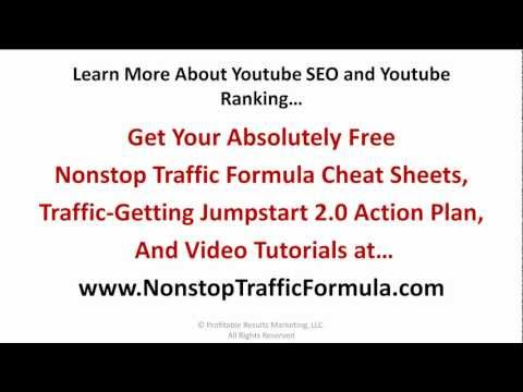 How to Get Youtube Views By Ranking Higher With Blog Post Link Love and Youtube SEO