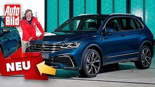 VW Tiguan (2020): Facelift - Vorstellung - SUV - Marktstart - Preis