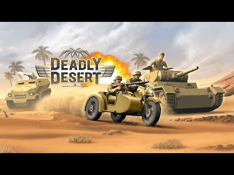1943 Deadly Desert Android Gameplay ᴴᴰ