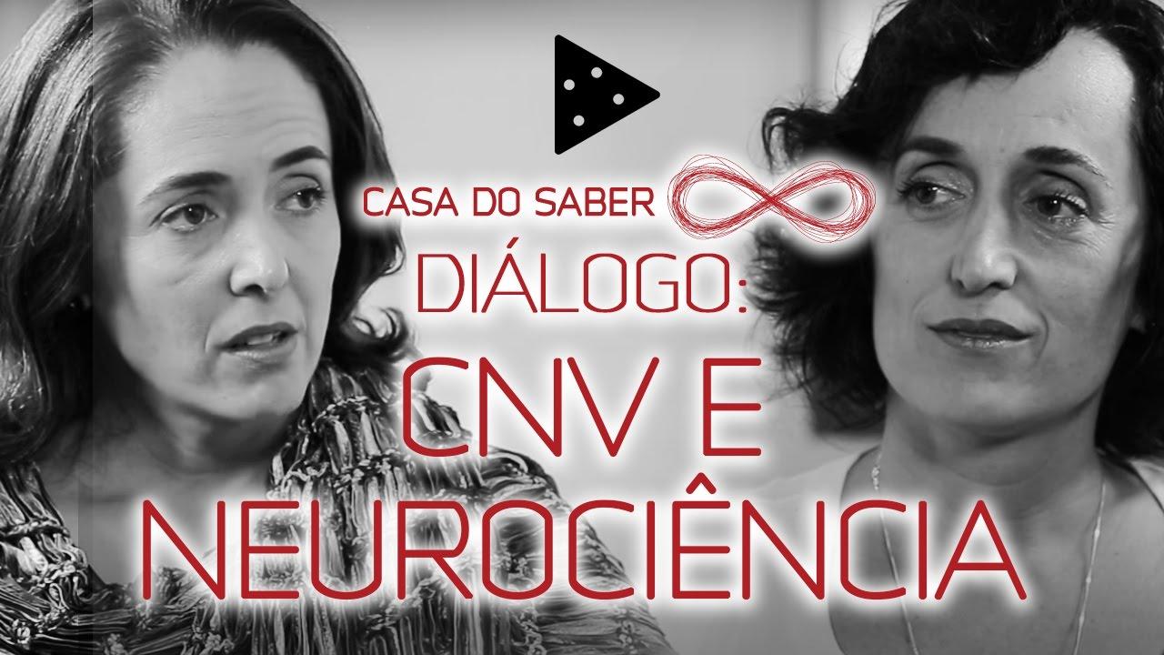 NEUROCIÊNCIA E COMUNICAÇÃO NÃO-VIOLENTA   Diálogo com Flavia Feitosa e Claudia Feitosa-Santana