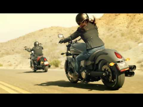 VICTORY FREEDOM MOTORCYCLE 2016