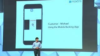 Moxtra - 2017 Global FinTech Hackcelerator Demo