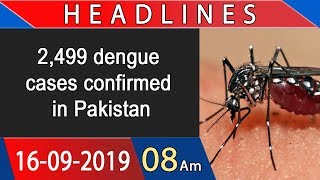 Headlines | 8 PM | 16 September 2019 | 92NewsHDUK