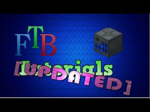 ftb tutorials: powered spawner