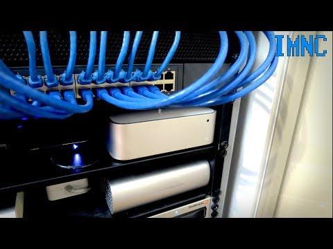 macOS Basic Home Server Configuration (Mac mini Server)
