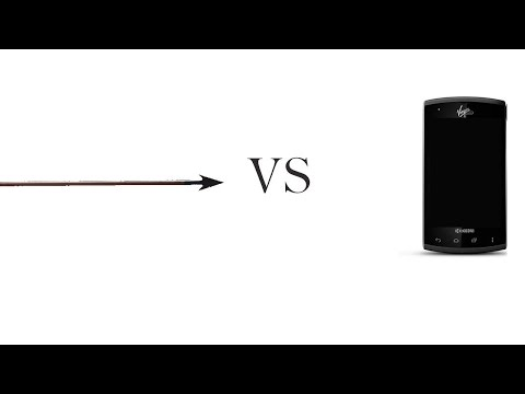 Arrow Vs Tech   EP2 Cell Phone: The Fall of the Rise