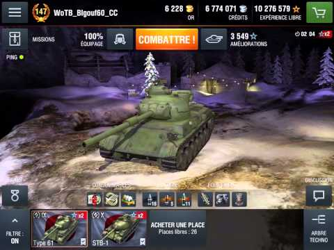 World of tanks blitz (UNE SURPRISE INATTENDUE)