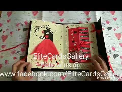 Handmade Love/ Valentine Card for Husband