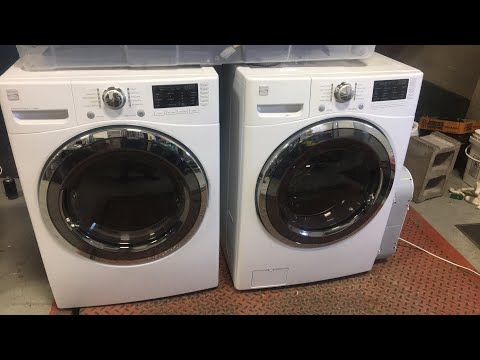 How to Test a Used Washer and Dryer | Storage Auction tip