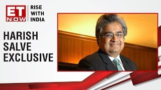 Harish Salve on Article 370 revoked by government of India | ET NOW Exclusive