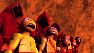 Teenage Mutant Ninja Turtles: The Rise of Kavaxas! (Voiced by Mark Hamill) - NYCC 2016