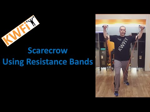 KWFit - Scarecrow - Resistance Bands